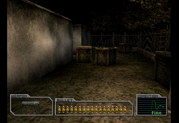 Resident Evil: Survivor Screenshot 1