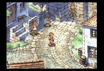 Play SaGa Frontier 2 Online PSX Game Rom - Playstation