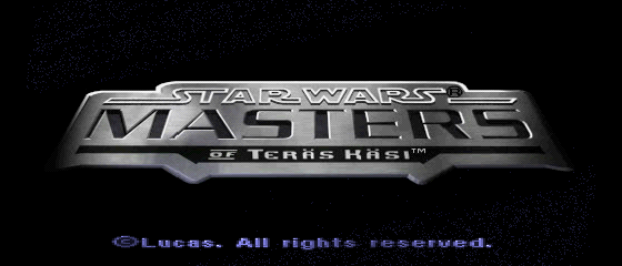 Star Wars: Masters of Teras Kasi