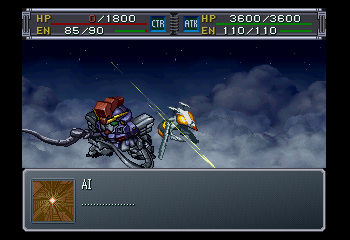 Super Robot Wars Alpha Gaiden (english translation) hack