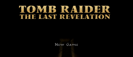 Tomb Raider IV - The Last Revelation
