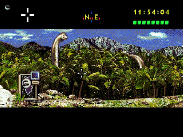 Jurassic Park (Sega CD video game) Play Jurassic Park Online SCD Game Rom Sega CD Emulation on Retro