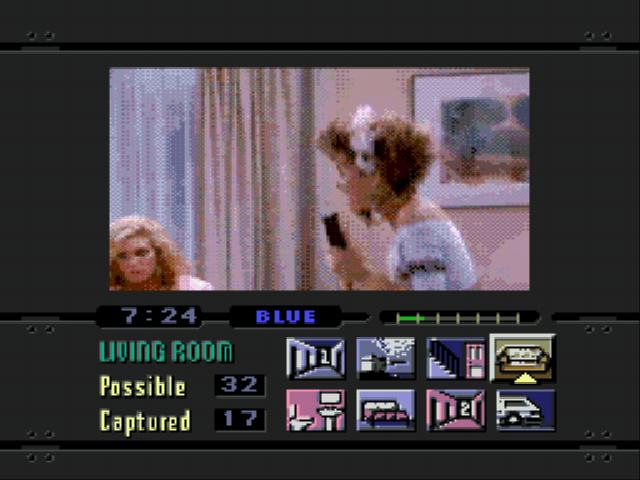 Play Night Trap Online SCD Game Rom - Sega CD Emulation on Night