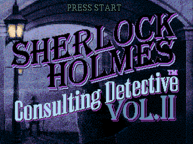 Play <b>Sherlock Holmes - Consulting Detective Vol. 2</b> Online