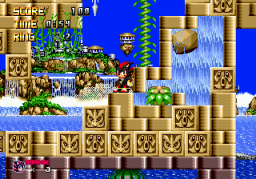 Sonic 1 Megamix (beta 4.0) Screenshot 3