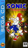 Sonic 1 Megamix (beta 4.0) Box Art Front