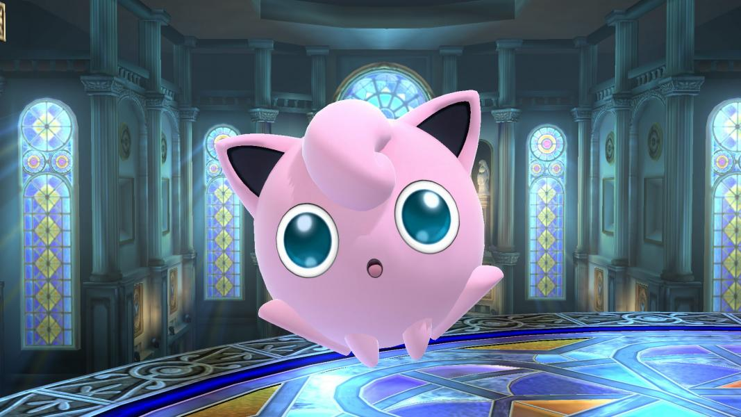 Jigglypuff Video Game Character Profile Vizzed