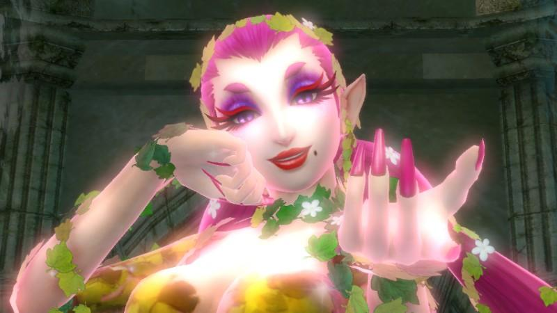 Great Fairy The Legend Of Zelda Video Game Character Profile