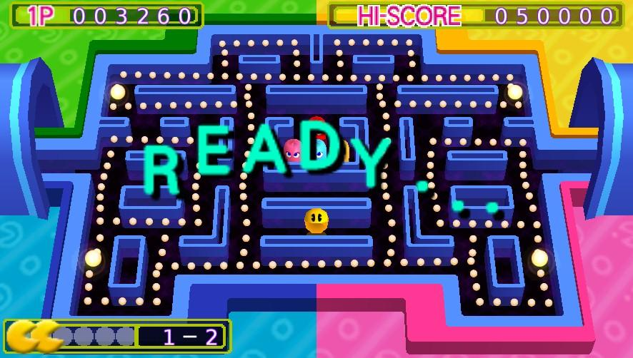 Clyde -Level :Pac-Man - User Screenshot