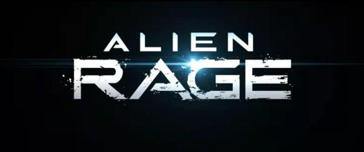 Alien Rage - Unlimited - Introduction  - Title Screen - User Screenshot