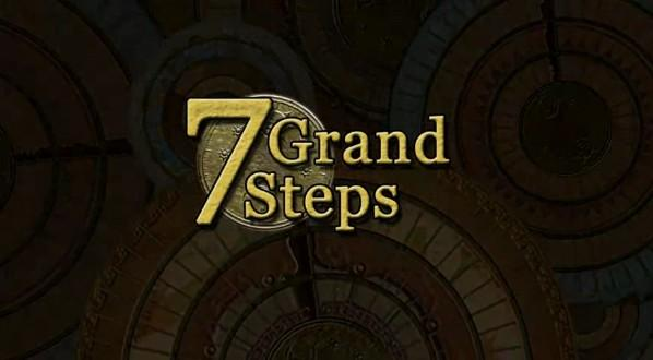 7 Grand Steps, Step 1: What Ancients Begat - Introduction  - Title Screen - User Screenshot