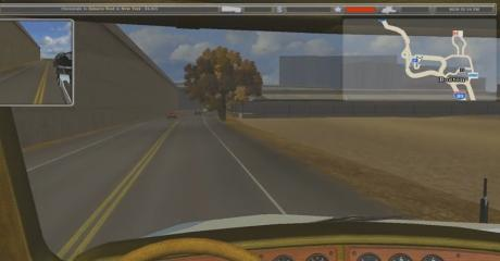 18 Wheels of Steel: American Long Haul - Level  - The Streets Are Dangerous With Me On Them lol - User Screenshot