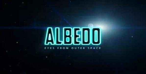 Albedo: Eyes from Outer Space - Introduction  - Title Screen - User Screenshot