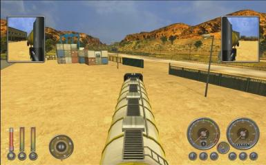 18 Wheels of Steel: Extreme Trucker - Level  - 3rd-Person View - User Screenshot