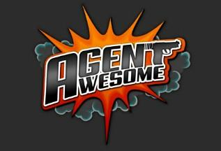 Agent Awesome - Introduction  - Title Screen - User Screenshot