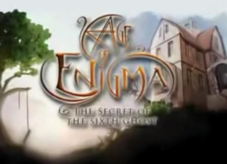 Age of Enigma: The Secret of the Sixth Ghost - Introduction  - Title Screen - User Screenshot