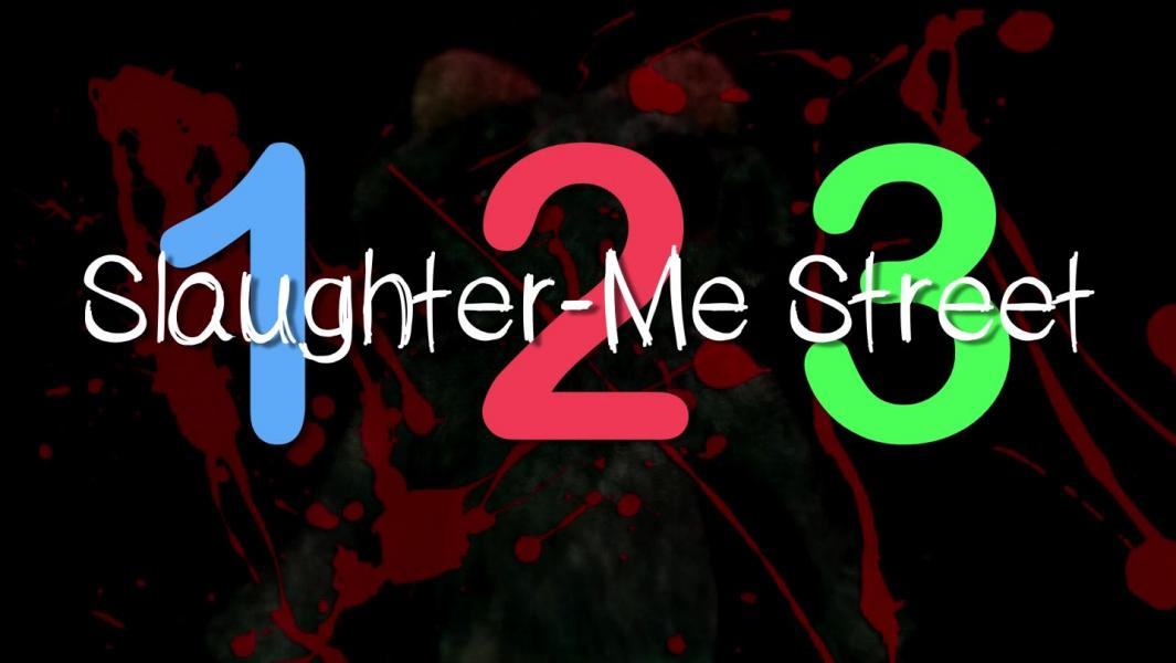 123 Slaughter Me Street - Introduction  - Title Screen - User Screenshot