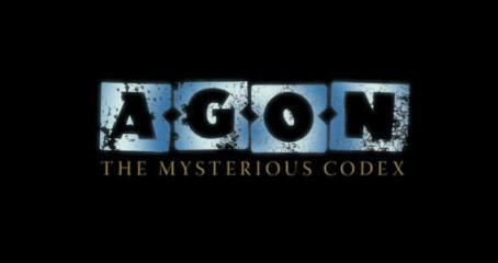 AGON - The Mysterious Codex (Trilogy) - Introduction  - Title Screen - User Screenshot
