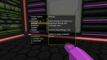 4089: Ghost Within - Menus  - Pause Menu - User Screenshot
