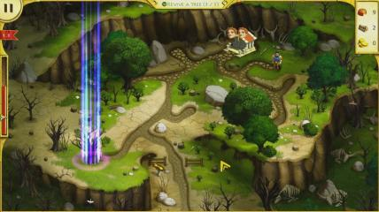 12 Labours of Hercules IV: Mother Nature - Level  - Megaras Reviving A Tree - User Screenshot
