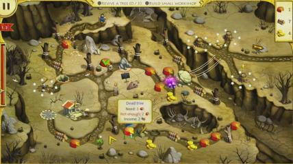 12 Labours of Hercules IV: Mother Nature - Level  - Things Are Easy Enough So Far - User Screenshot