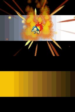 Cyndaquil -Introduction :A starter for rubes. - User Screenshot