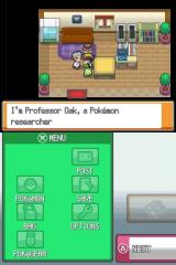 Pokemon HeartGold Version - Location Mr. Pokemon