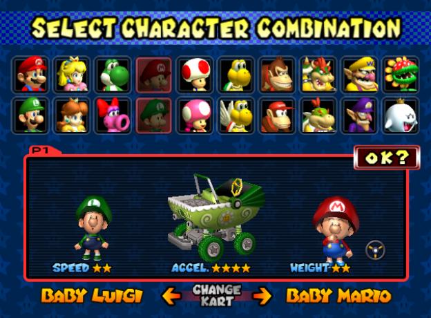 Baby Luigi Mario Video Game Character Profile Vizzed