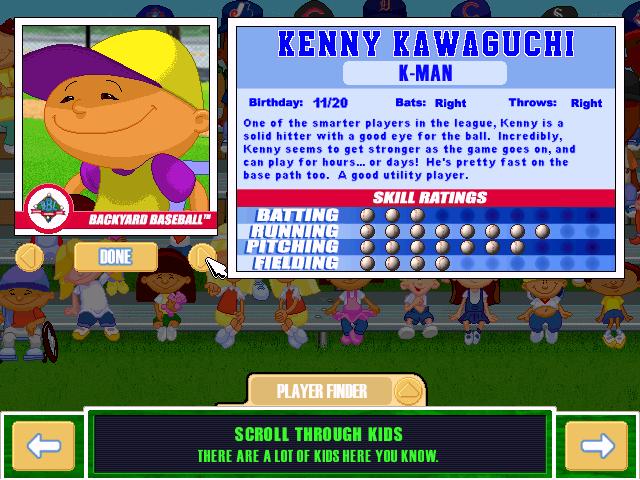 kenny kawaguchi character profile wheelchair usage can give you
