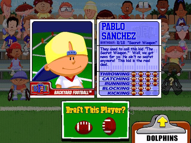 Pablo Sanchez Backyard Sports where would pablo sanchez fit on penn state's current roster? | roar