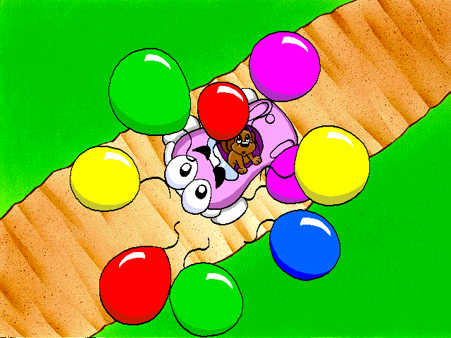 Putt-Putt -Introduction :dang it pep - User Screenshot