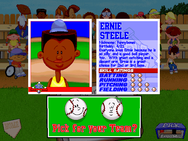 backyard baseball character profile hey there can i play on your