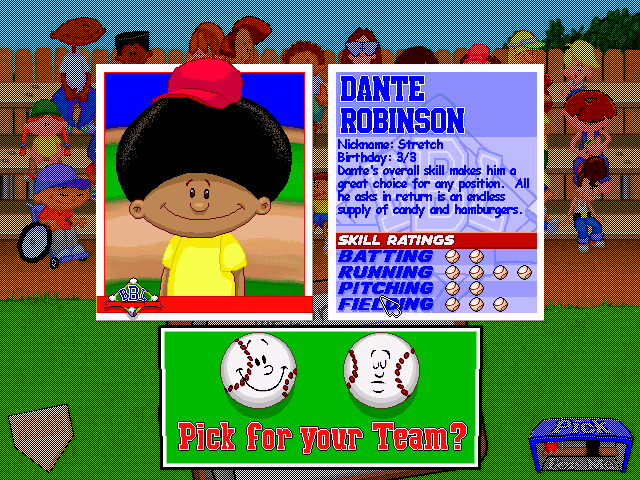 dante robinson character profile does his hat sink into his afro or