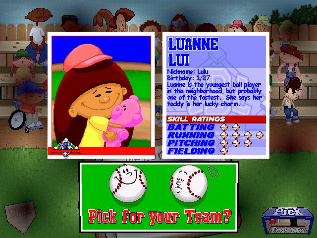 Sunny Day Backyard Baseball :  backyard baseball 2003 free backyard baseball download 2001 backyard