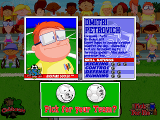 play backyard soccer online pc game rom windows emulation user