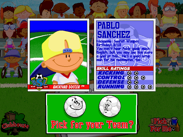 pablo sanchez character profile better at baseball user screenshot