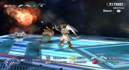 Super Smash Bros. Brawl - Misc Assist - Jeff, you