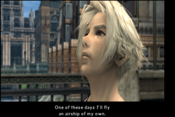 Final Fantasy XII - Cut-Scene  - EXPOSITION  - User Screenshot