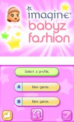 Imagine babyz fashion game online 59