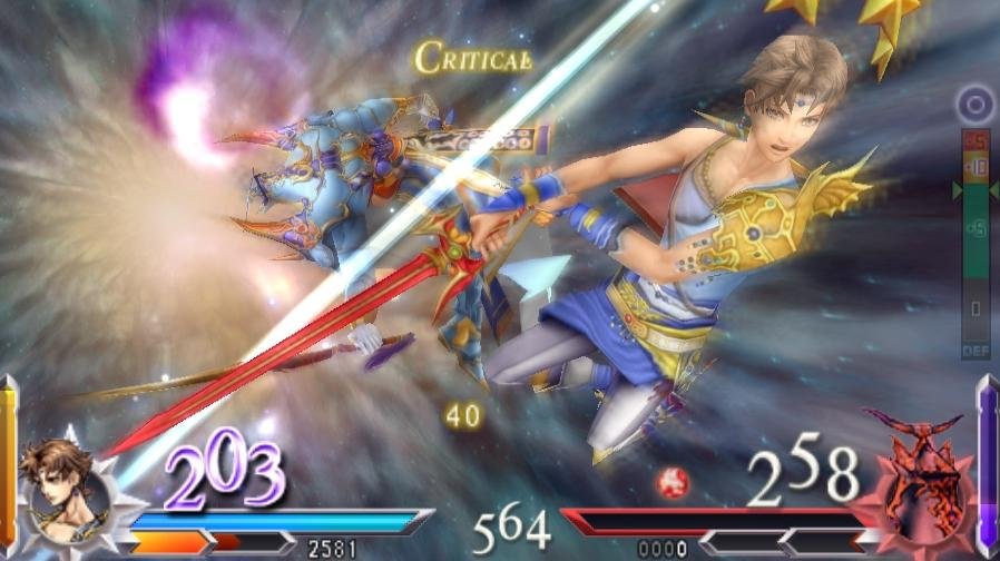 Bartz Klauser -Battle :Finisher! - User Screenshot