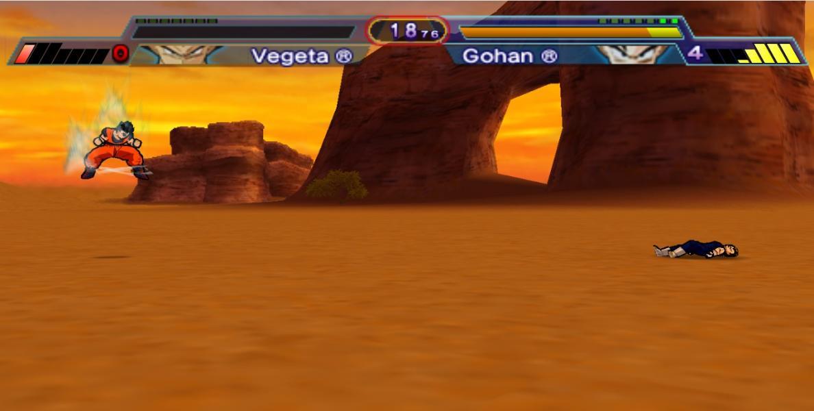Gohan (Dragon Ball Z) - Video Game Character Profile - Vizzed
