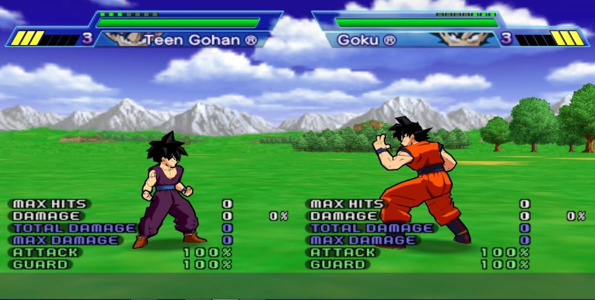 Goku (Dragon Ball Z) - Video Game Character Profile - Vizzed