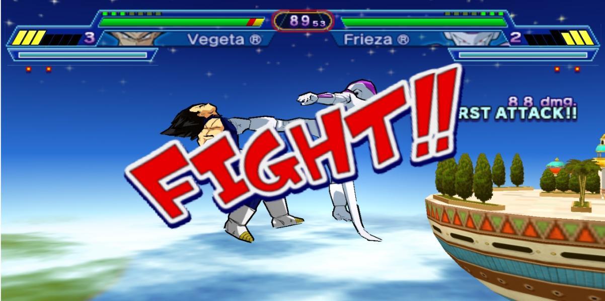 Vegeta (Dragon Ball Z) - Video Game Character Profile - Vizzed