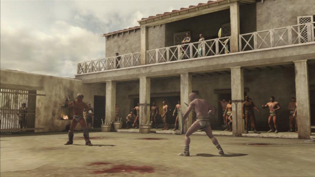 spartacus gameplay xbox 360