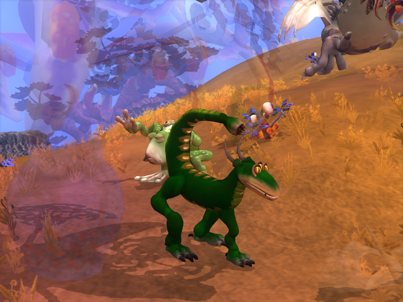 spore game play in creature stage