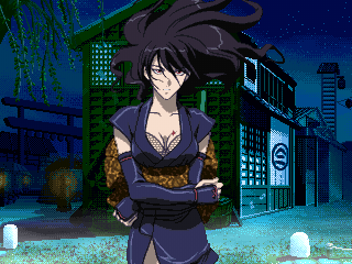 Mahiro Samurai Deeper Kyo Video Game Character Profile