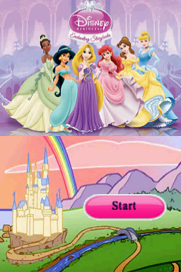 Belle -Introduction :Title Screen - User Screenshot