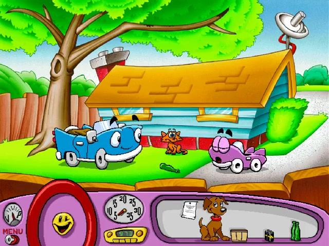 Putt-Putt -Level :Your cat has issues - User Screenshot