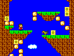 Alex Kidd in Miracle World Screenshot 2