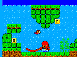 Alex Kidd in Miracle World Screenshot 3